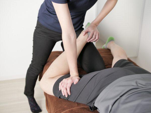 柔道整復師による治療