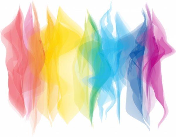 5色のイメージ