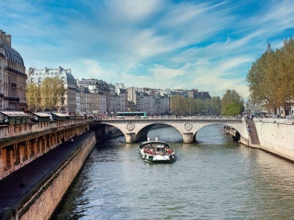 フランス パリ風景